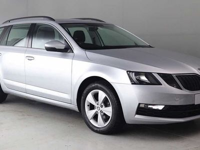 used Skoda Octavia Diesel Estate 2.0 TDI CR SE 5dr