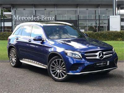 used Mercedes GLC350 4Matic AMG Line Prem Plus 5dr 9G-Tronic 3.0