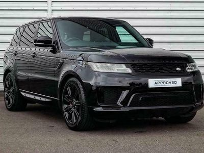 used Land Rover Range Rover Sport P400e 13.1kWh HSE Dynamic Black Auto 4WD 5-door