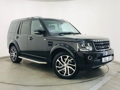used Land Rover Discovery 3.0 SDV6 Landmark 5dr Auto