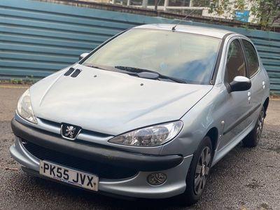 used Peugeot 206 1.4 8v S 5dr (a/c)