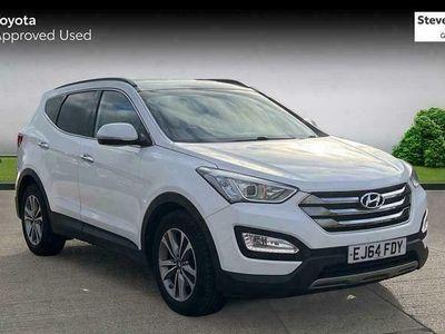 used Hyundai Santa Fe 2.2 CRDi Premium 4WD 5dr (5 seat)