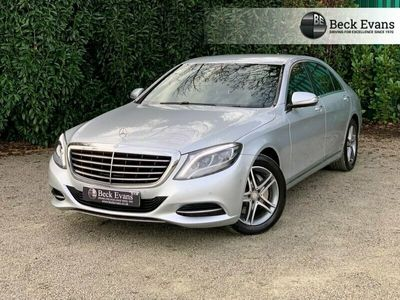 used Mercedes S400 S Class 3.5HYBRID L SE LINE 4d 306 BHP