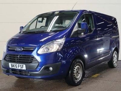 used Ford Custom Transit2.2 TDCi 125ps Low Roof Limited Van