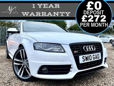 used Audi S4 Avant 3.0 TFSI V6 S-Tronic Quattro SPORTS DIFFERENTIAL DRIVE SELECT 5dr