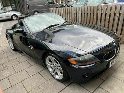 used BMW Z4 2.5i SE Auto 2dr