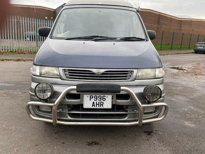 used Mazda Bongo CAMPER FRIDGE SINK AND GAS COOKER NEW TIMING BELT