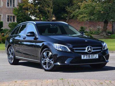 used Mercedes C200 C ClassSport Premium 5Dr 9G-Tronic