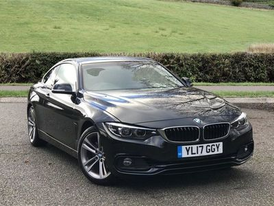 used BMW 420 4 Series I Sport 2Dr Auto [Business Media]
