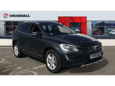 used Volvo XC60 D4 [181] SE Lux Nav 5dr Geartronic