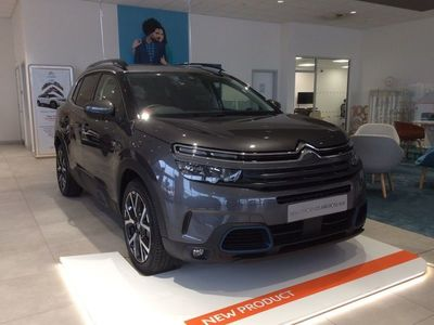 used Citroën C5 Aircross 1.6 13.2kWh Flair Plus e-EAT8 (s/s) 5dr