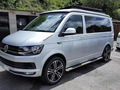 used VW T6 Stunning Highline by Teahupoo Campers Ltd