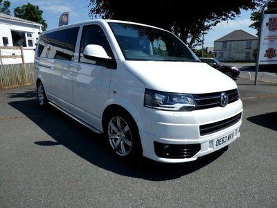 used VW Caravelle 2.0 BiTDI BlueMotion Tech SE Bus DSG 4dr (LWB, 7 Seats)