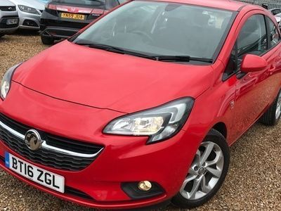 used Vauxhall Corsa Hatchback 1.4 ecoFLEX Energy (AC) 3d
