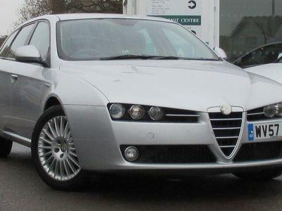 used Alfa Romeo 159 Sportwagon 1.9 JTDM 16v Lusso 5dr