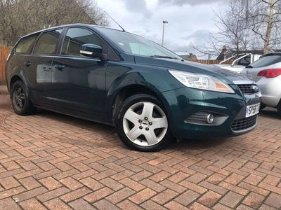 used Ford Focus 1.6 Style 5dr Auto