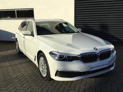 used BMW 520 5 SERIES DIESEL TOURING d SE 5dr Auto