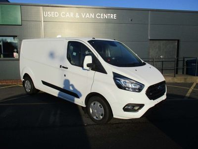 used Ford Custom Transit2.0 Ecoblue 105Ps Low Roof Trend Van