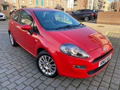 used Fiat Punto 1.4 8V Easy Hatchback 3dr Petrol (s/s) EU5 (77 bhp)