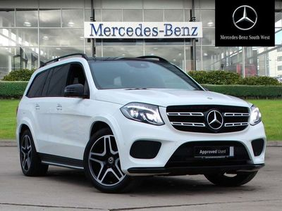 used Mercedes GLS350 GLS4Matic Amg Line 5Dr 9G-Tronic