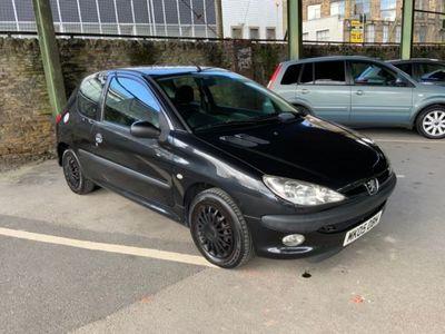 used Peugeot 206 1.4 Zest 2 3dr [AC]