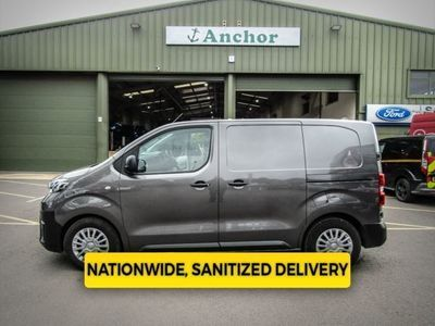 used Toyota Proace MWB L2H1 Compact Twin Side Door EURO 6 Air Con NO VAT