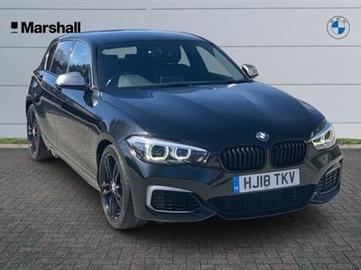 used BMW M140 1 SeriesShadow Edition 5dr Step Auto