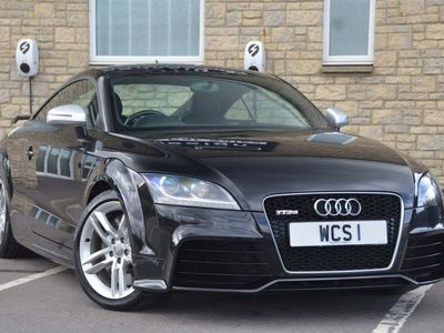 used Audi TT Roadster RS 2.5 S Tronic quattro 2dr Auto