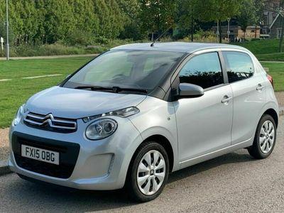 used Citroën C1 1.0 VTi Feel 5dr (EU5)