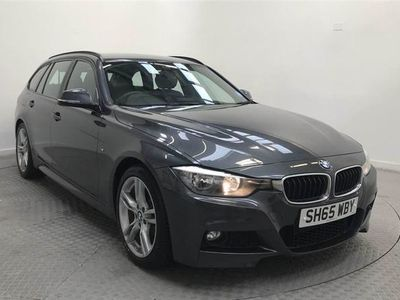 used BMW 318 3 Series d M Sport 5dr Step Auto [Business Media]