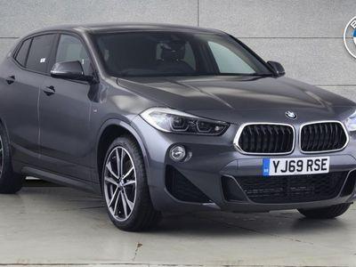 used BMW X2 sDrive20i M Sport