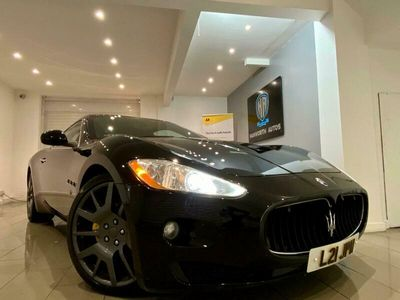 used Maserati Granturismo V8 2dr Auto