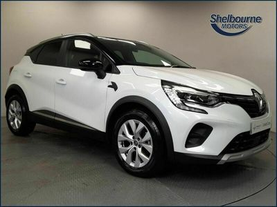 used Renault Captur 1.0 TCE 100 Iconic 5dr
