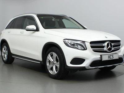 used Mercedes 220 GLC COUPE GLC4Matic Sport Premium Plus 5dr 9G-Tronic