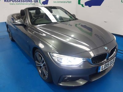 used BMW 428 4 Series 2.0 i M Sport 2dr
