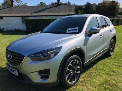 used Mazda CX-5 2.0 Sport Nav 2WD (s/s) 5dr