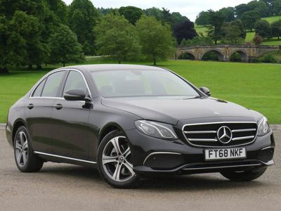 used Mercedes E220 E Class DieselSE 4dr 9G-Tronic