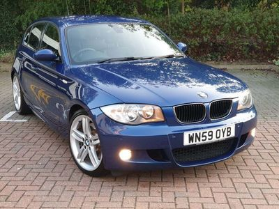 used BMW 123 1 Series 2.0 d M Sport 5dr