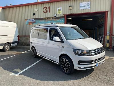 used VW T6 CAMPERVAN HIGHLINE 102 BHP BUILT BY TEAHUPOO LEADERS OF THE NORTH