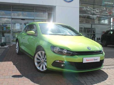 used VW Scirocco 2.0 TDI GT 3Dr Coupe