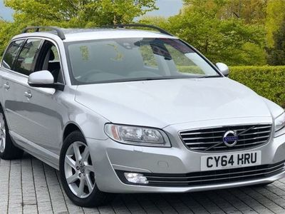 used Volvo V70 D4 SE NAV (Heated Front Seats, Rear Park Assist, Towbar)