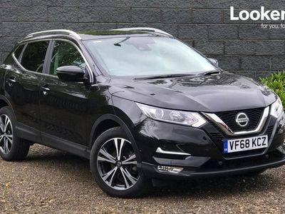 used Nissan Qashqai 1.3 Dig-T N-Connecta 5Dr (Glass Roof Pack) hatchback
