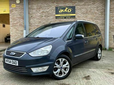 used Ford Galaxy 1.6 TDCi Titanium (s/s) 5dr