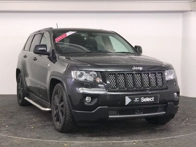 used Jeep Grand Cherokee 3.0 CRD S Limited 5dr Auto
