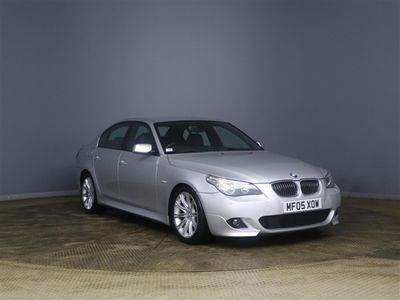 used BMW 525 5 Series d Sport 4dr Auto 2.5