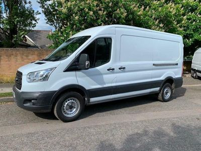 used Ford Transit 2.2 TDCi 125ps H2 Van, 2017 (66)