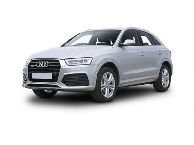 used Audi Q3 Black Edition 1.4 Tfsi Cylinder On Demand 150 Ps 6-Speed Auto estate special editions