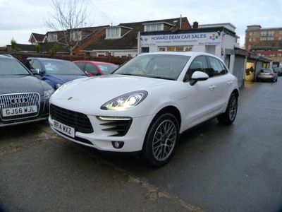used Porsche Macan 3.0 V6 S PDK 4WD (s/s) 5dr Auto