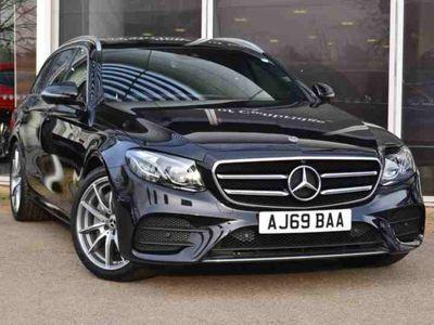 used Mercedes E220 E-ClassAmg Line Edition Premium 5Dr 9G-Tronic