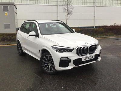 used BMW X5 DIESEL ESTATE xDrive30d M Sport 5dr Auto 3.0